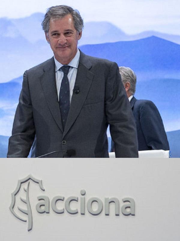Acciona afirma que invertir en energías renovables hoy por hoy en España no es rentable