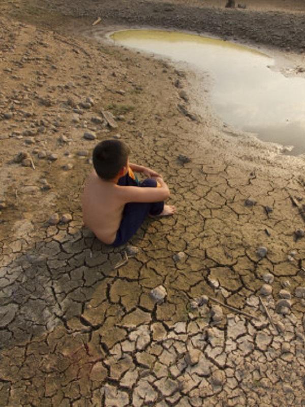 El calentamiento global se cebará con los países más pobres