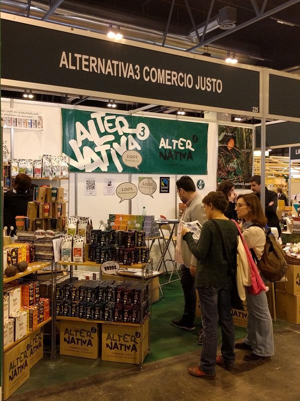 Medio Rural apoya la participación cántabra en BioCultura Madrid