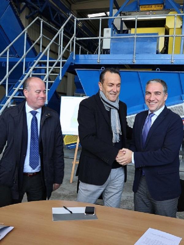 Diputación de Málaga adjudica la gestión de la nueva planta de Valsequillo para el tratamiento y reciclaje de la basura