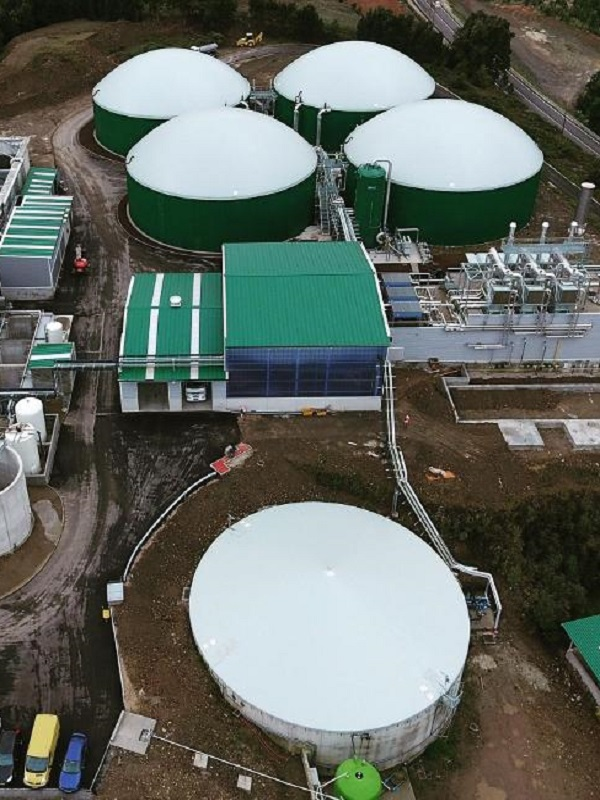 Asturias. No para las quejas por olores en la planta de purines de Navia