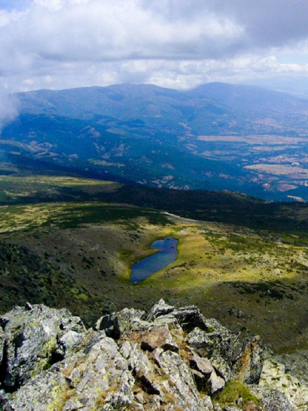 El Parque Nacional de la Sierra de Guadarrama retrocede como los cangrejos
