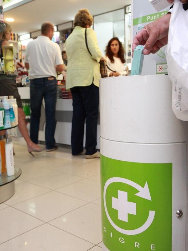 SIGRE lanza en Valencia su campaña 'Gràcies per l'ajuda' para sensibilizar sobre el reciclaje de envases de medicamentos