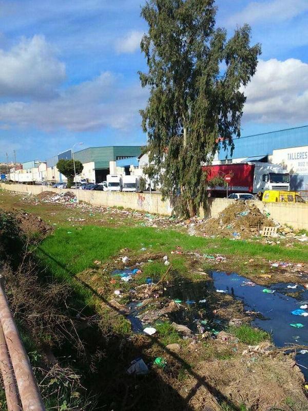 Ecologistas de Melilla denuncian la salida al mar del 80% de la basura de los cauces de los arroyos