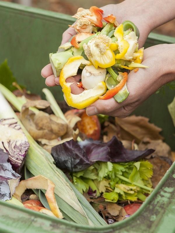 Álava triplica las instalaciones para separar restos de alimentos y poda