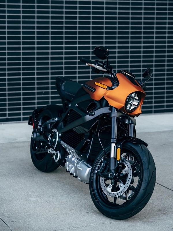 La primera Harley-Davidson eléctrica llegará en 2019