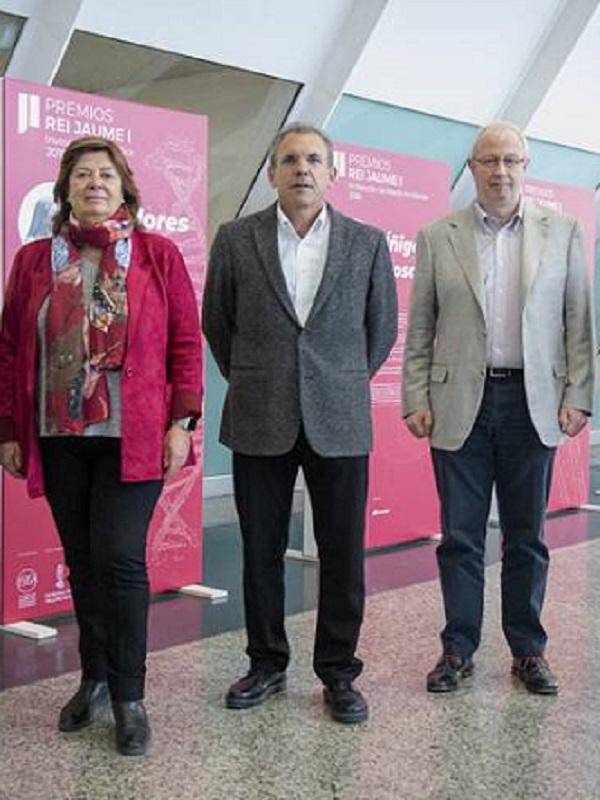 Íñigo Losada recibe el Premio Rei Jaume I de Protección del Medio Ambiente