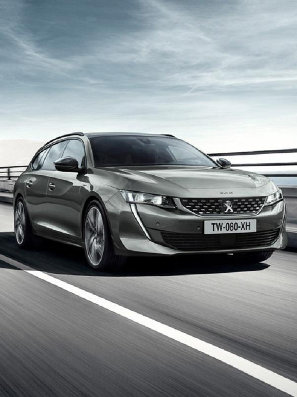 El nuevo Peugeot 508 tendrá una versión híbrida enchufable