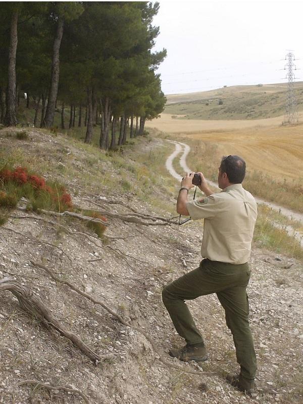 Agentes forestales andaluces lamentan las agresiones a profesionales de este cuerpo