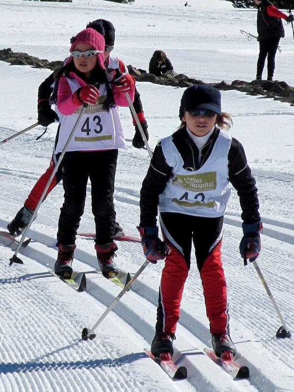 La 35 Campaña escolar de Esquí de Fondo se desarrollará entre el 7 de enero y el 12 de abril en Roncal y Salazar