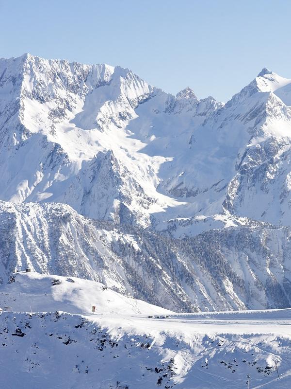El hielo alpino revela que el yodo atmosférico se triplicó en 100 años