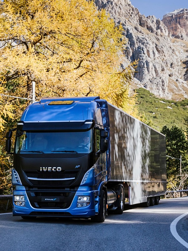La Eurocámara respalda una reducción de emisiones de CO2 para camiones del 20% para 2025 y del 35% para 2030