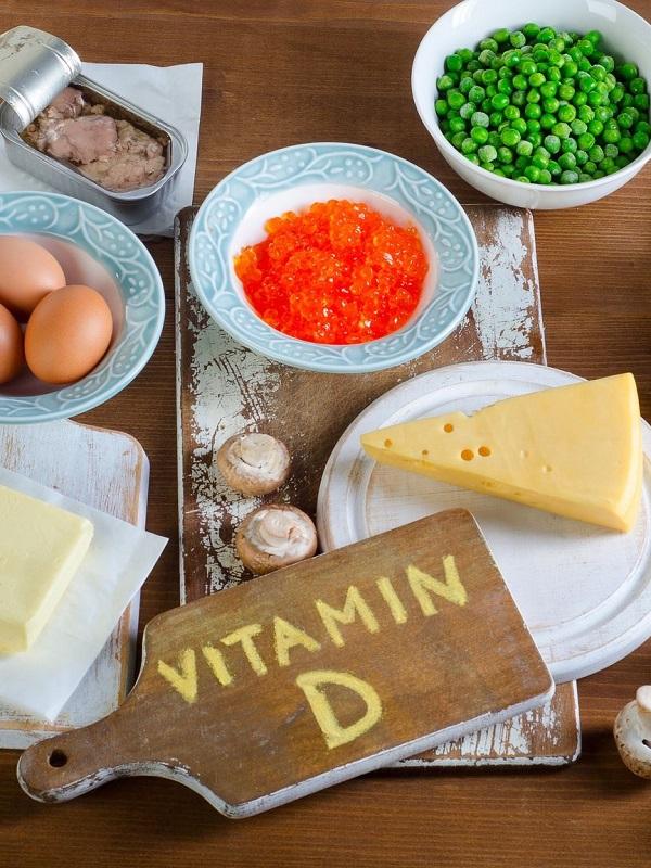 Que no te falte vitamina D
