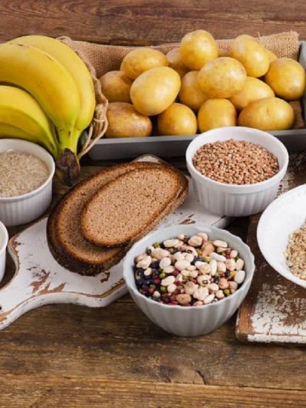 STOP carbohidratos si quieres mantener la figura