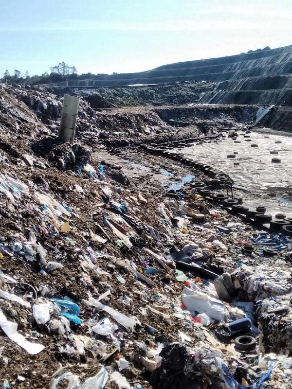 Más de 135.000 toneladas de residuos se transforman en la mina de Touro en fertilizantes y tecnosuelos