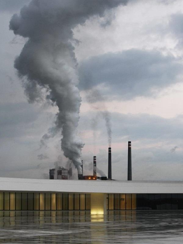 Los datos de la contaminación del aire son los que son, por más que el Principado de Asturias los quiera encubrir