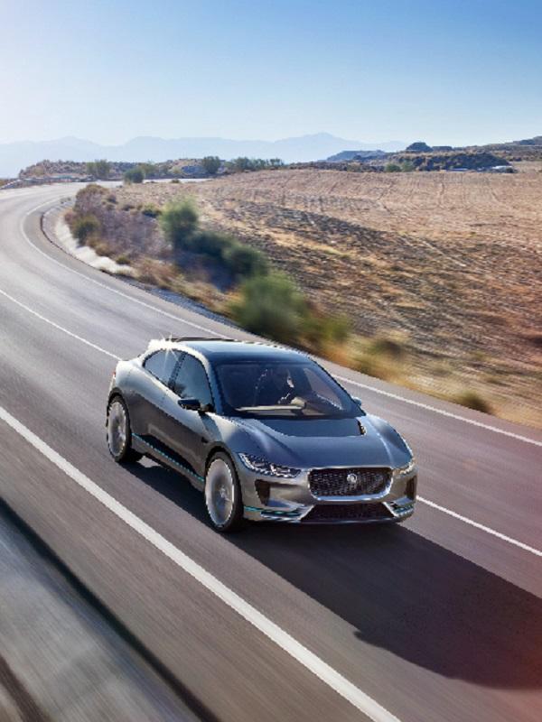 Jaguar i-Pace, el REY de los coches eléctricos