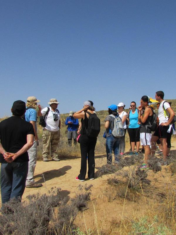 Una veintena de personas participa en un curso sobre 'Georrecursos para el Turismo Sostenible'