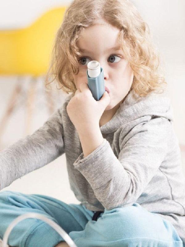 El asma y los niños con obesidad
