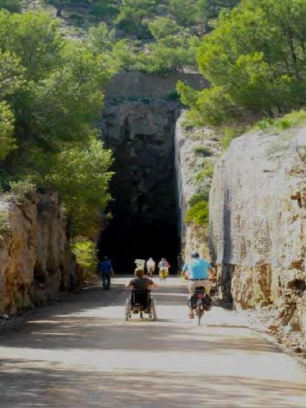 Varias rutas senderistas de Mallorca serán adaptadas para facilitar la accesibilidad a personas con discapacidad