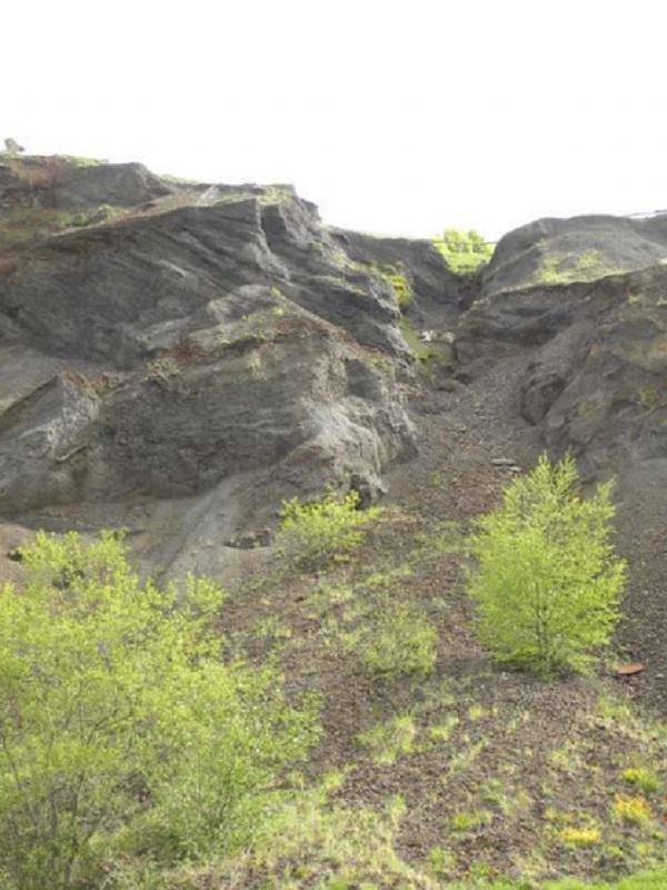 Otra mina de oro para el Aramo a pesar de sus fuertes impactos en Asturias