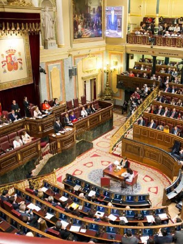 El Parlamento de España 'pasa olímpicamente' de los temas ambientales
