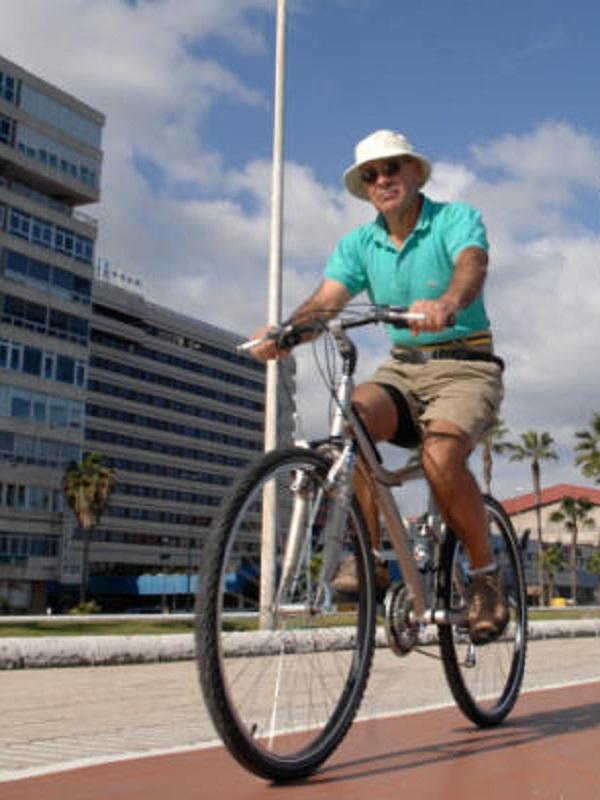 Por una red de carriles bici en Las Palmas