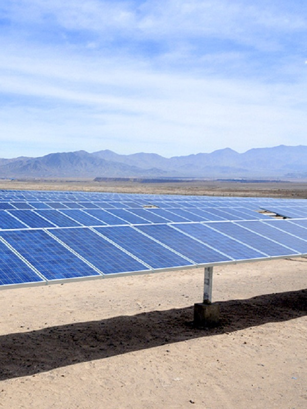 Enel Green Power España inicia la construcción de sus primeras plantas fotovoltaicas en Badajoz