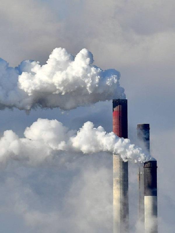 España emitió 344 millones de toneladas de CO2 en 2017