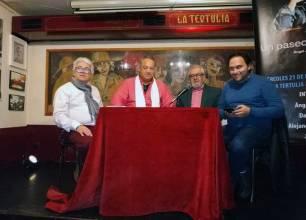 Tarragona. Ángel Juárez ya es profeta en su tierra gracias a 'Un paseo por mi vida'