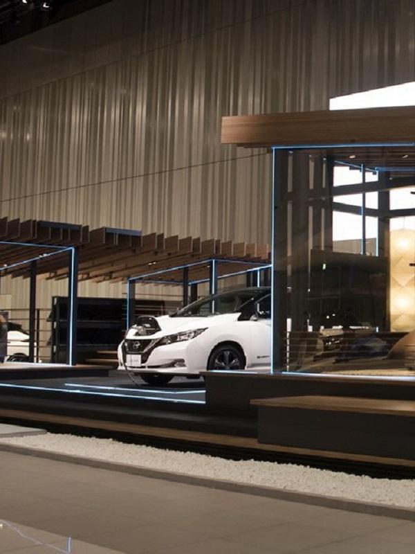 Nissan Energy Home permitirá que un hogar se alimente con la energía de un vehículo eléctrico