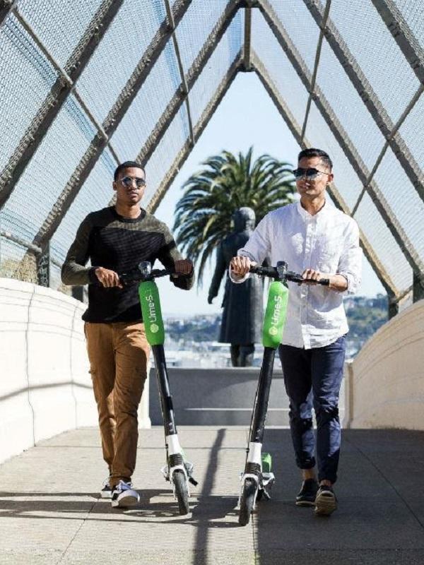 Lime España aterriza en Alcobendas con un proyecto piloto de 68 patinetes eléctricos