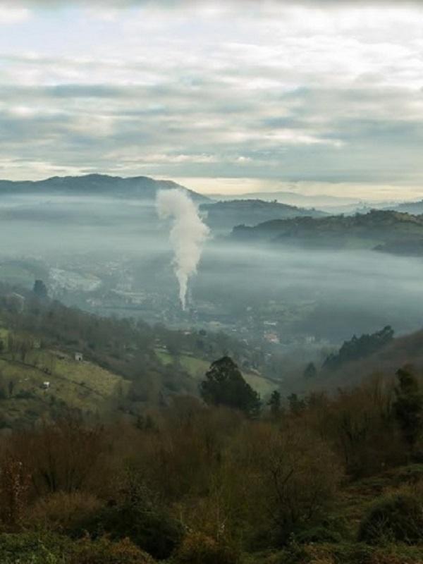 Sigue por 2 día en alerta la contaminación en Oviedo por micro partículas y el cancerígeno benceno