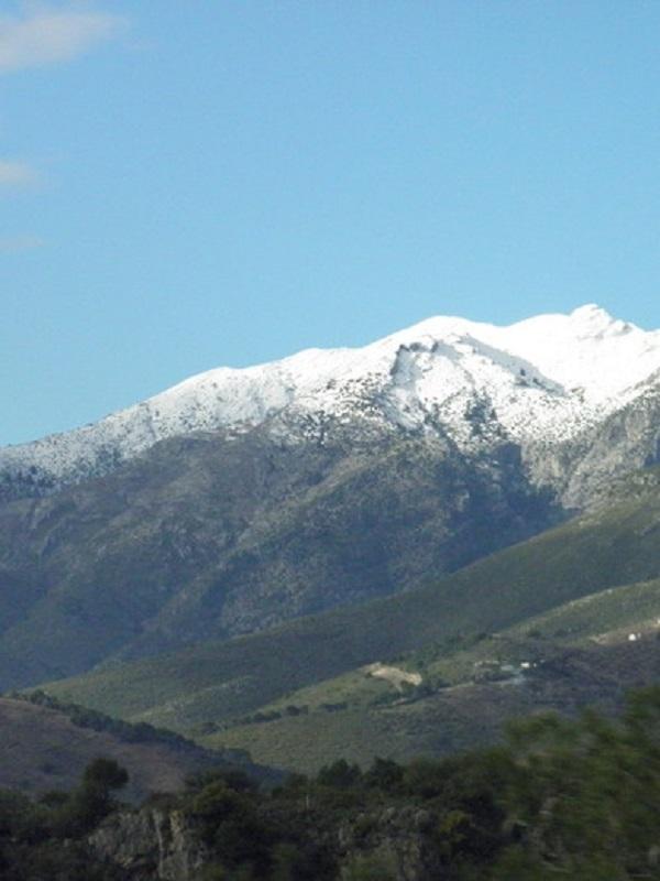 Aprobada la propuesta definitiva para declarar la Sierra de las Nieves como Parque Nacional
