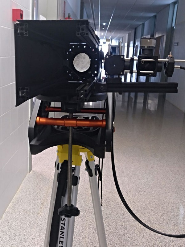 Un nuevo sensor de atenuación atmosférica, entre las novedades que presentará CENER en SolarPACES 2018