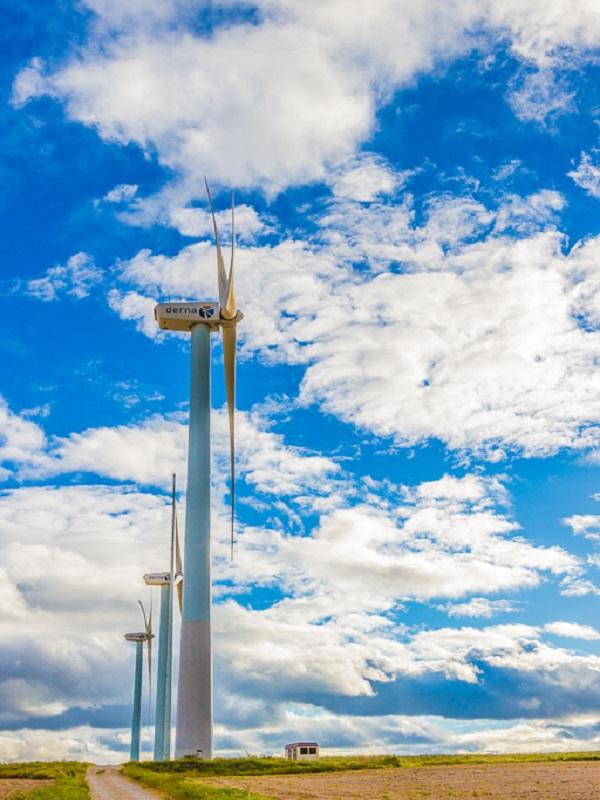 Ocho empresas navarras instaladas en la feria de energía eólica de Hamburgo