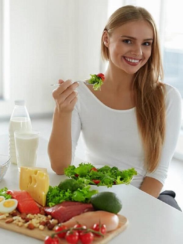 Los grandes secretos para  una dieta saludable