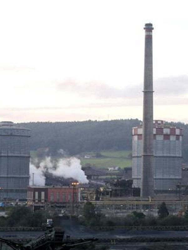 Las muchas dudas ambientales de la nueva térmica de Arcelor en Gijón