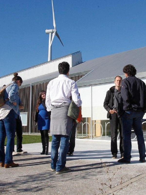 El edificio CIne de Norvento, 100 % autosuficiente con renovables, recibe el Premio Especial a la Sostenibilidad  concedido por la Xunta de Galicia