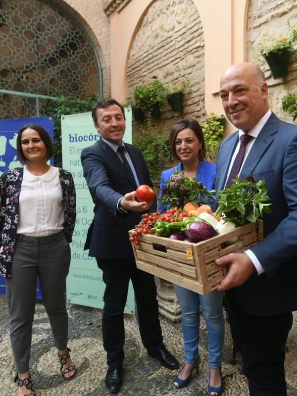 Biocórdoba reabre estos días de Octubre el Palacio de Congresos siendo la gran cita andaluza de la producción ecológica