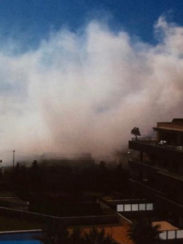 Greenpeace exige acciones inmediatas y contundentes para mejorar la calidad del aire en las ciudades españolas