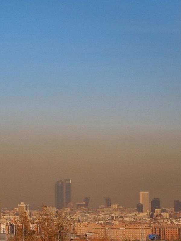 La calidad del aire en España en 2017 baja levemente con respecto al año anterior