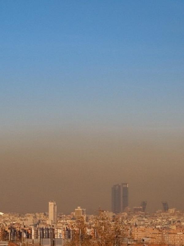 La calidad del aire en las ciudades es una cuestión de vida o muerte