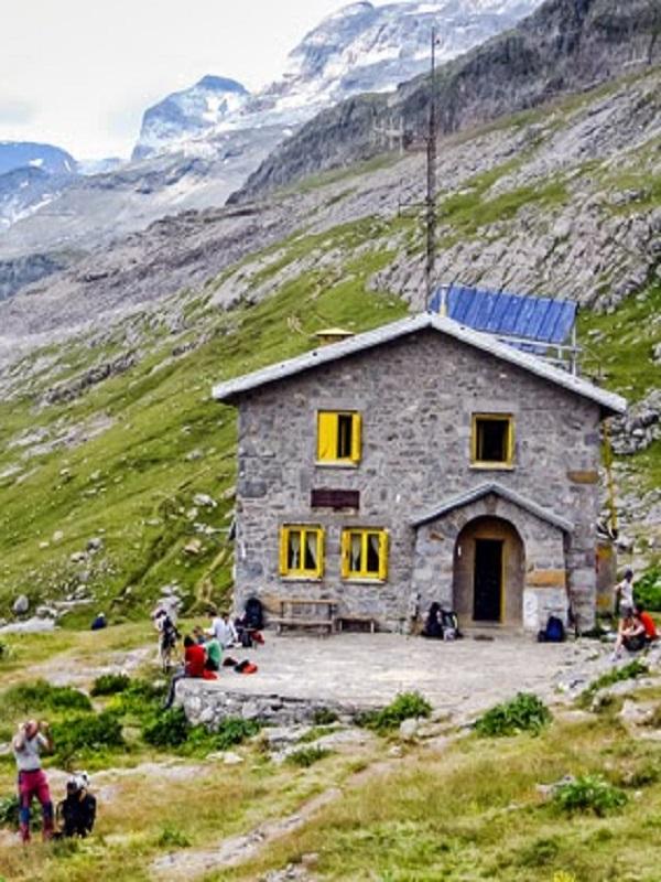 Ampliación del refugio de montaña de Góriz en Ordesa