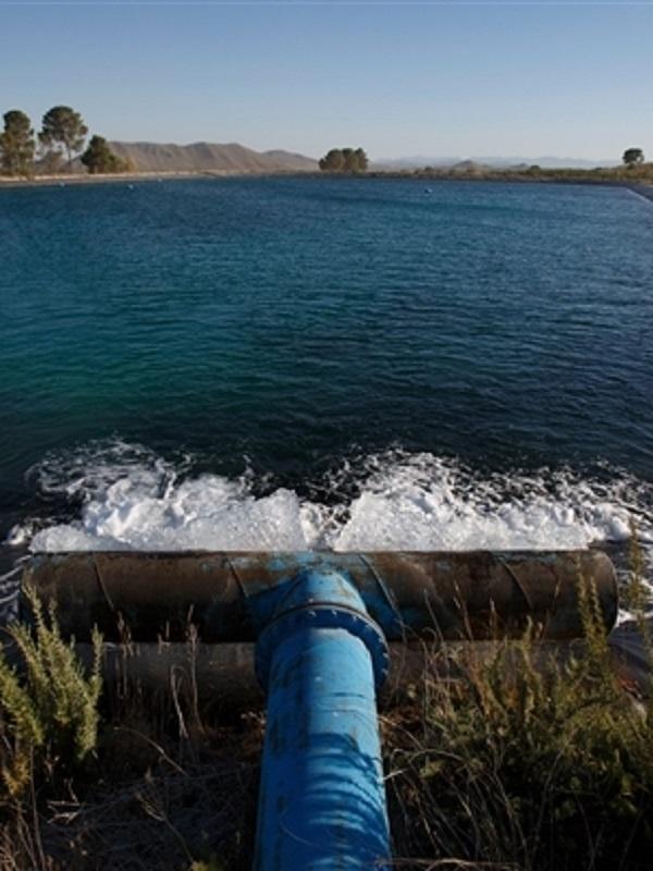 El pasado año hidrológico llovió un 24% menos en la cuenca del Segura pero hubo más aportaciones en cabecera