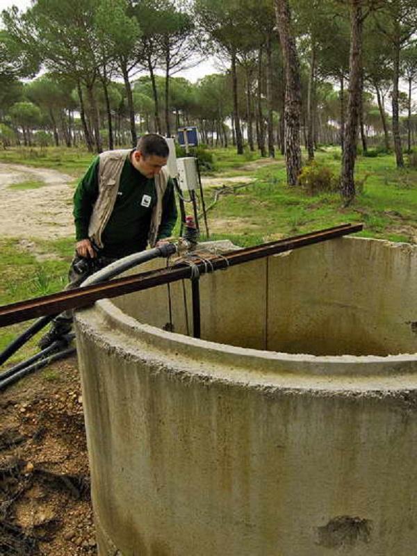 Abren juicio oral contra los dos últimos exalcaldes de Almonte por robo ilegal de agua en Doñana