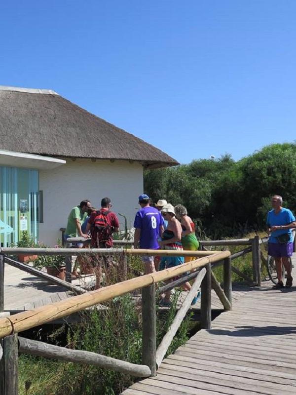 Hay que recuperar el Centro de Interpretación de la Naturaleza y el Litoral 'El Camaleón'