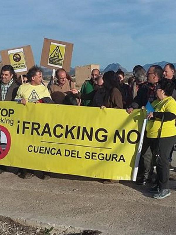 Polémica a cuenta del fracking en la Región de Murcia