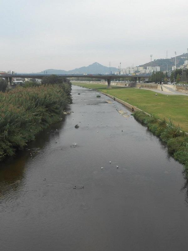 Nace El Observatorio del Besòs: un proyecto de seguimiento de la calidad de los sistemas fluviales de la cuenca