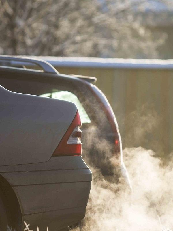 Las emisiones de CO2 en Canarias se mantienen pese al repunte de los coches de gasolina